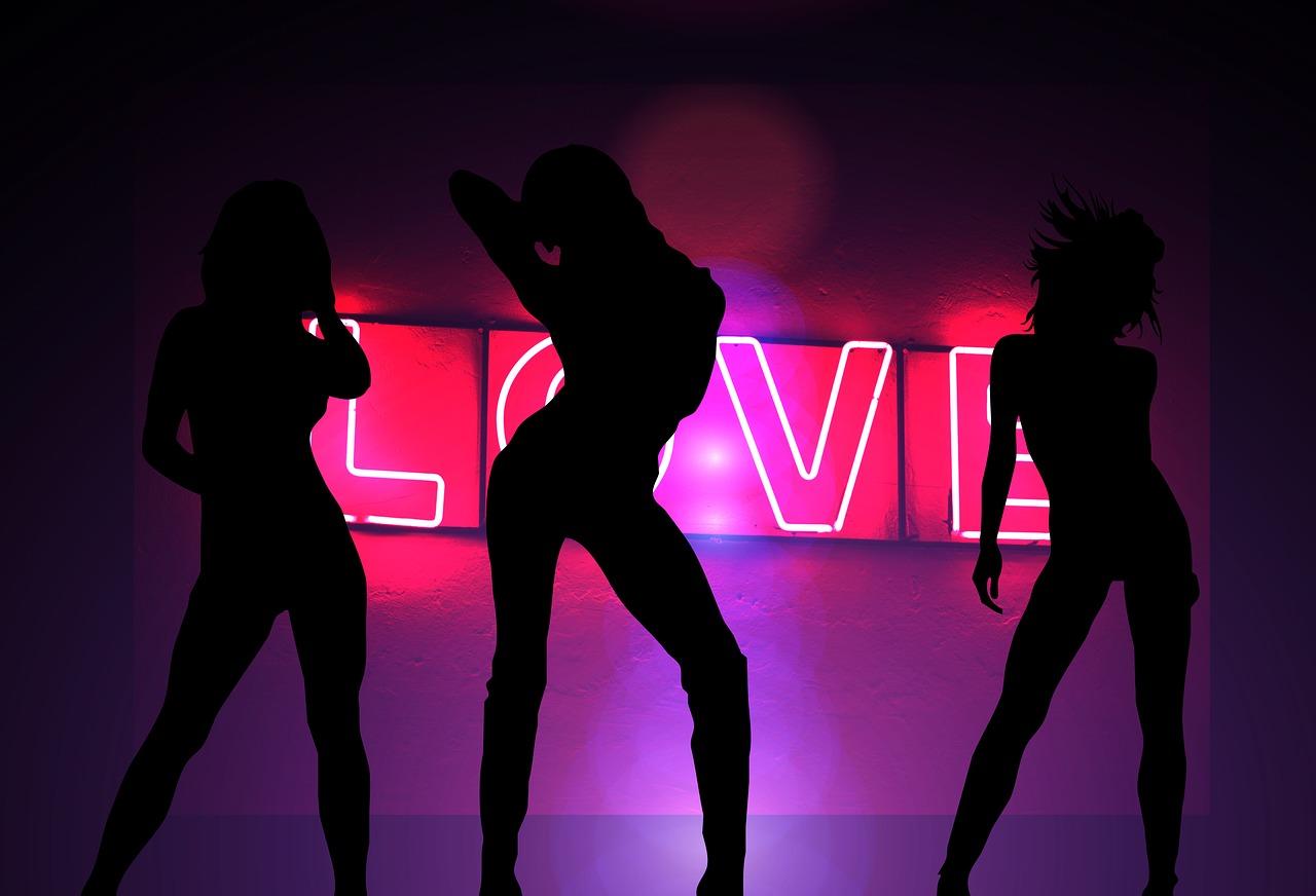 kawalerski w klubie ze striptizem