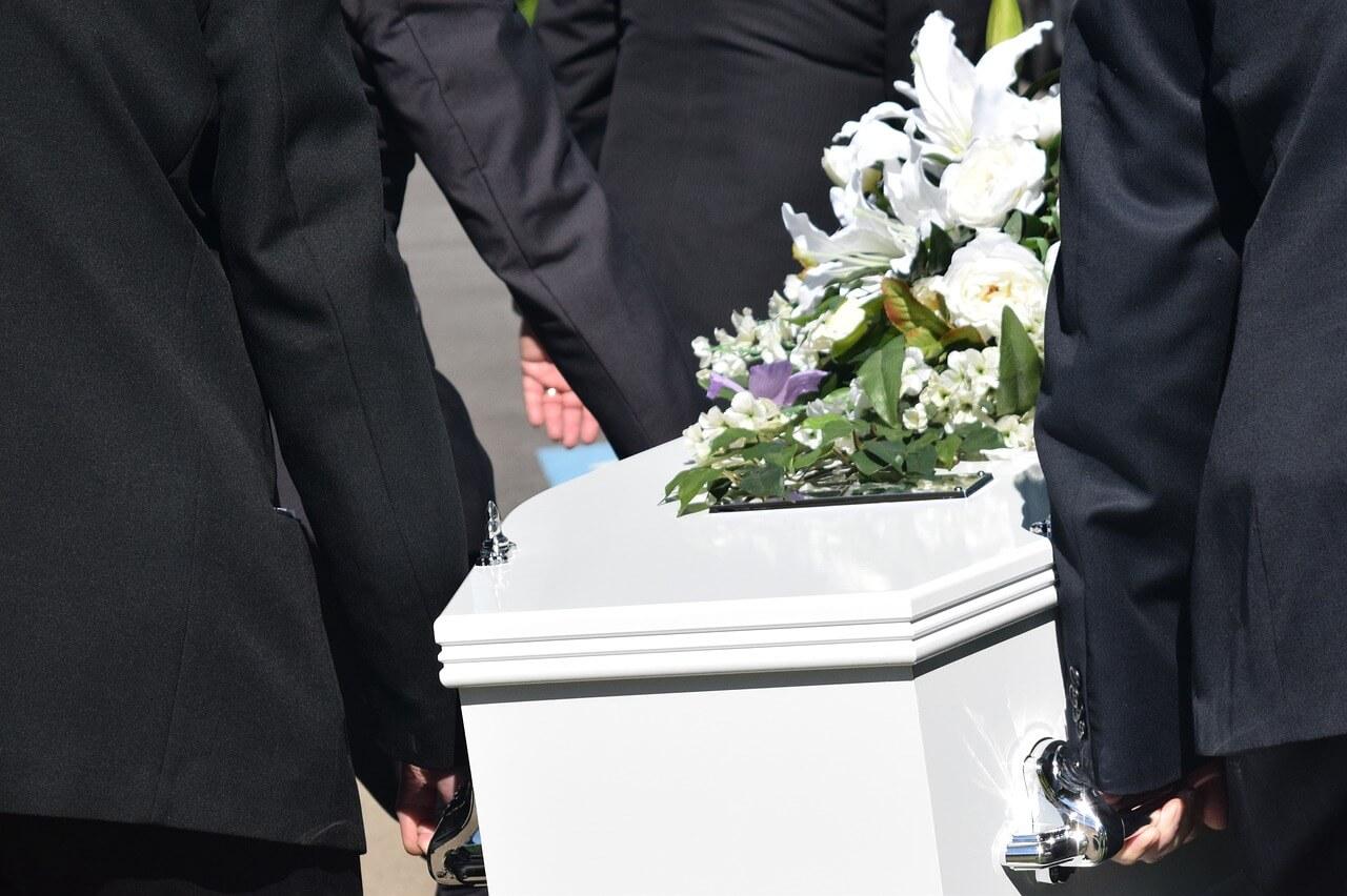 Usługi pogrzebowe - lista